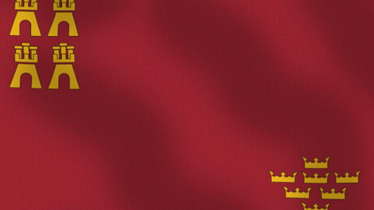 Bandera de la Región de Murcia: origen, historia y significado