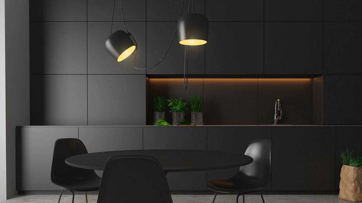 Las lámparas son imprescindibles en el hogar
