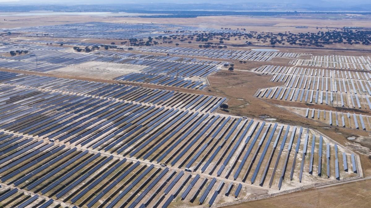 Parque Solar Talayuela. Fuente: STAKRAFT