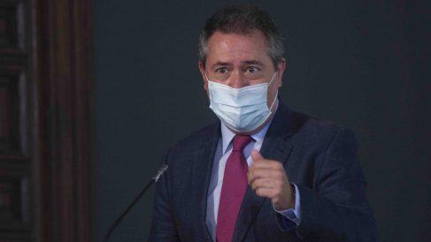 Juan Espadas, alcalde de Sevilla (PSOE).
