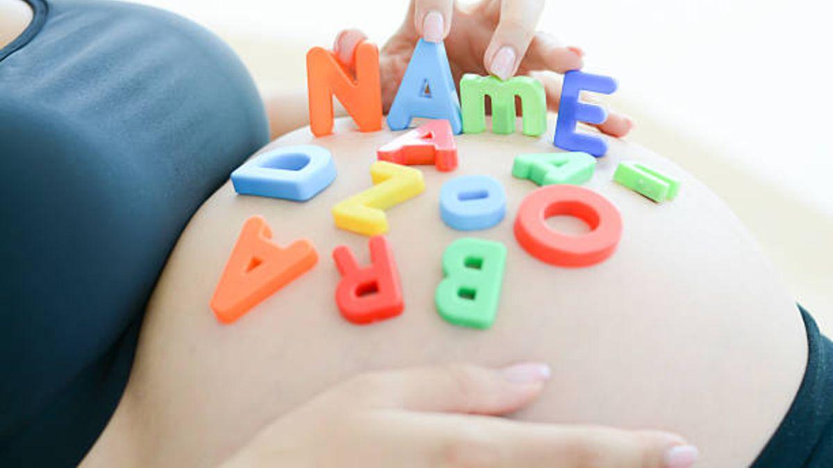 Qué pros y contras pueden haber por anunciar el nombre del bebé antes de tiempo
