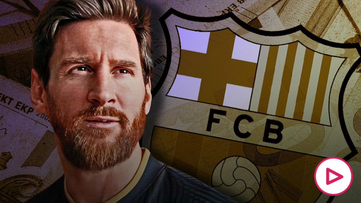 Leo Messi no renovará con el Barcelona.