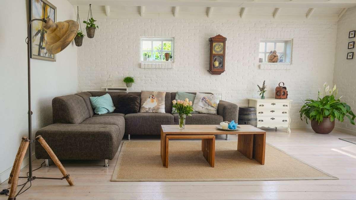 La decoración del hogar puede adaptarse a cada momento del año