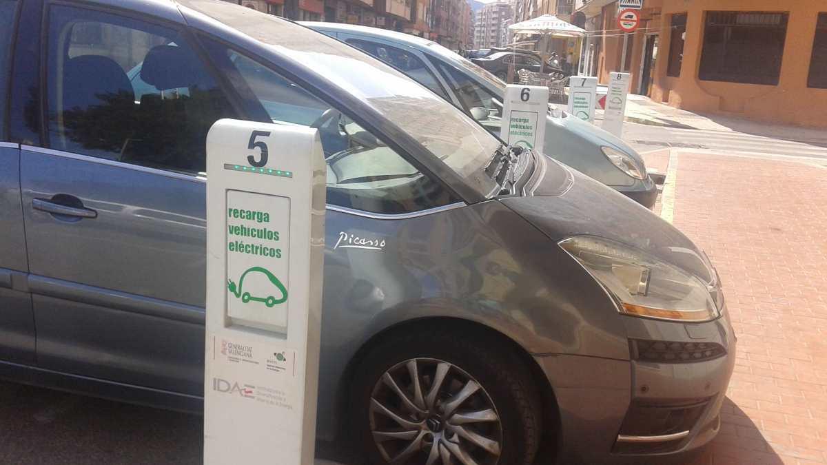 Transformación coche en eléctrico
