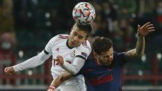 Lokomotiv de Moscú – Atlético de Madrid: partido de la Champions League, en directo