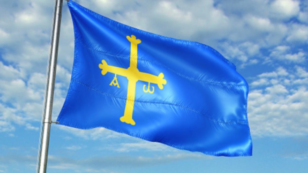 ¿Cuál es la bandera de Asturias? Origen e historia
