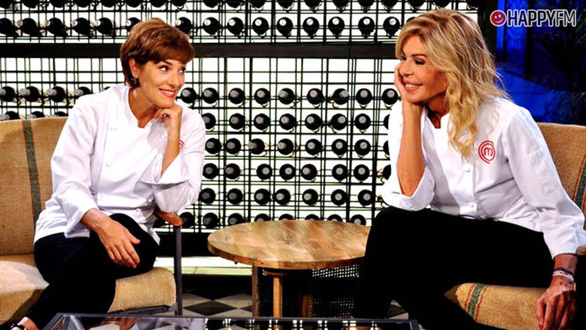 Bibiana Fernández y Anabel Alonso