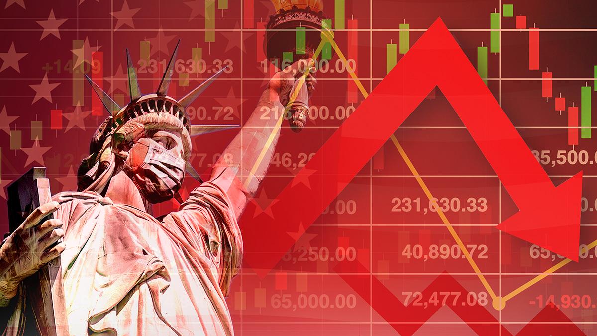 La economía de EEUU.