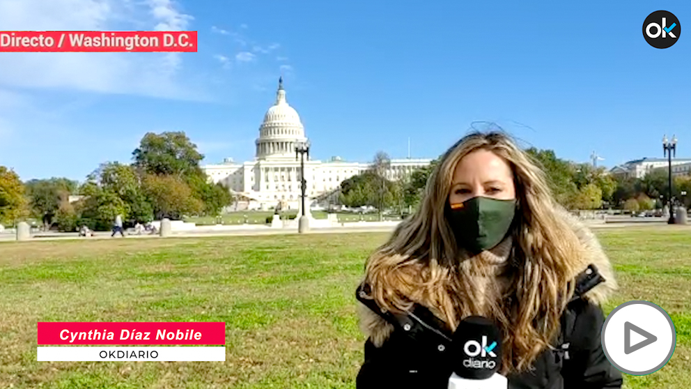 OKDIARIO en Washington DC