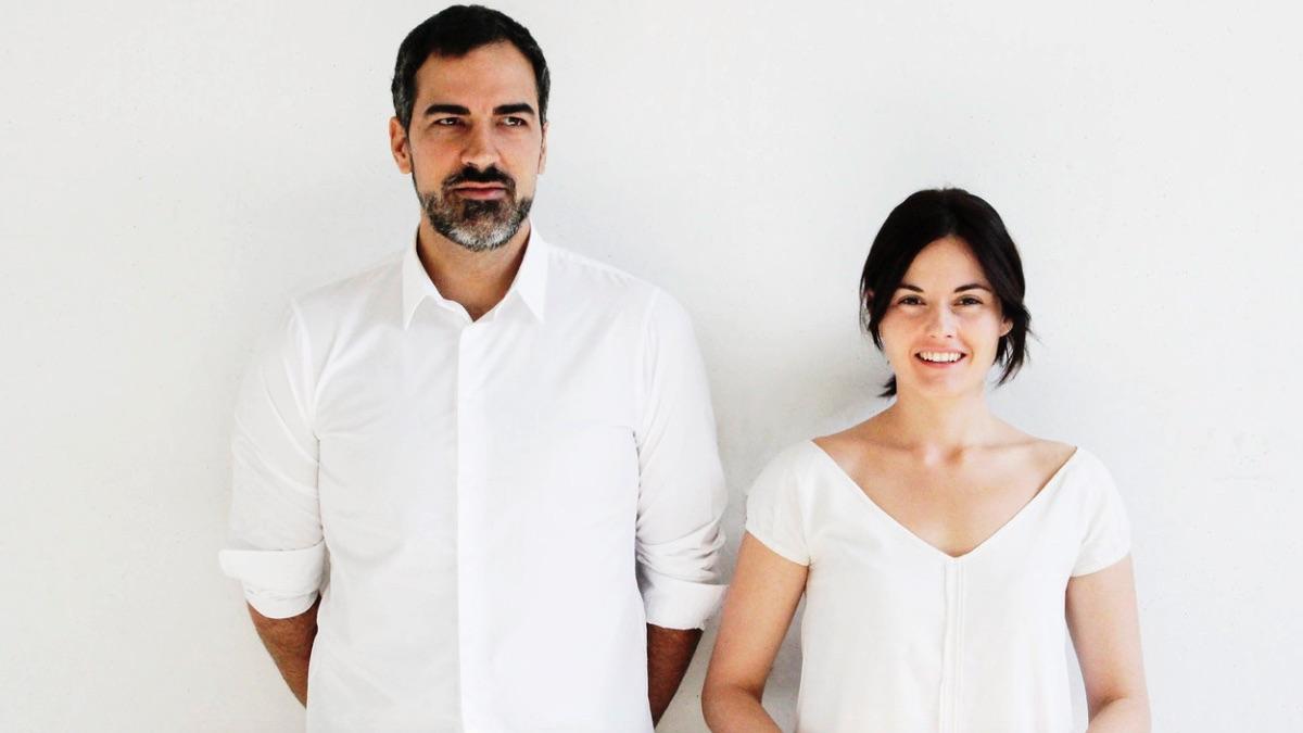 Iñaqui Carnicero y Lorena del Río.