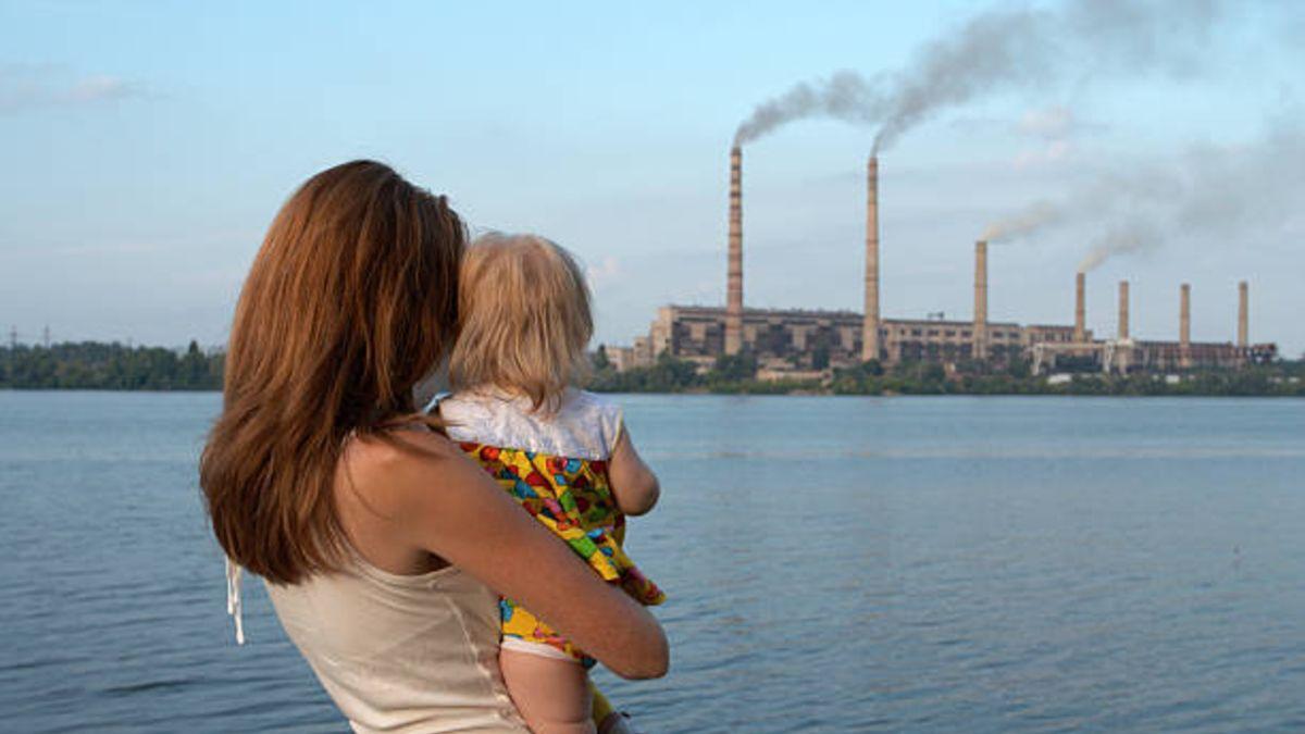 La contaminación del aire afecta la salud de los bebés hasta el punto de ser letal