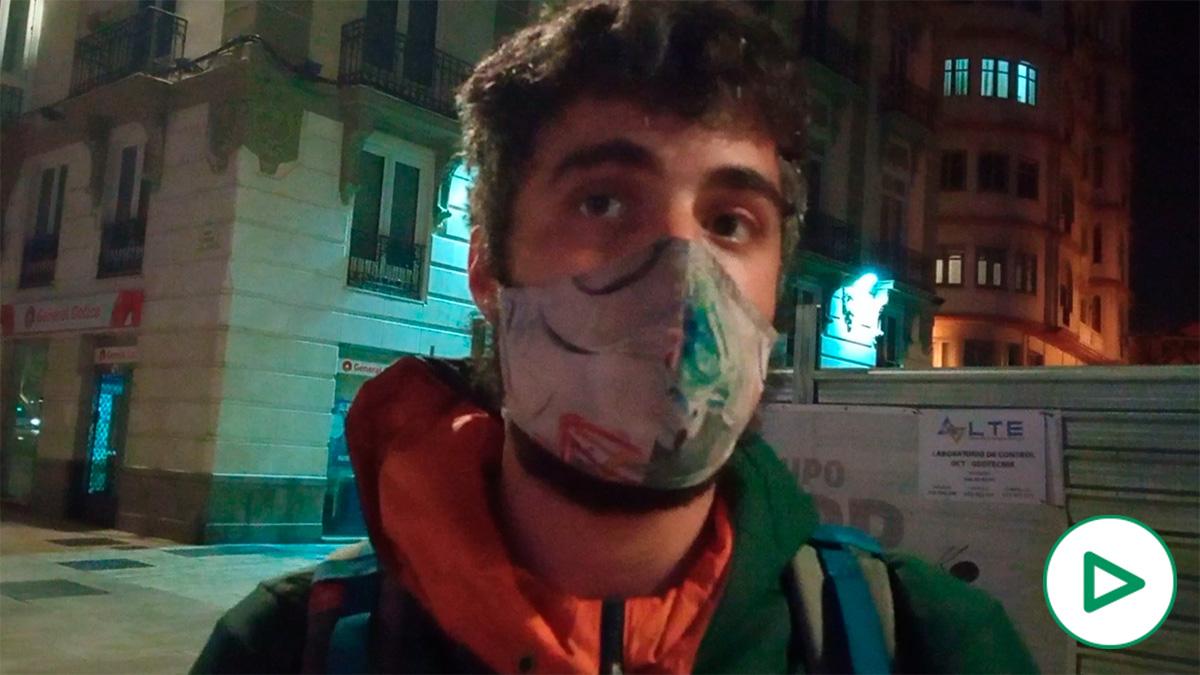 Vecinos de Málaga culpan a extranjeros de los disturbios: «Los traen de fuera, no hablaban español» 2