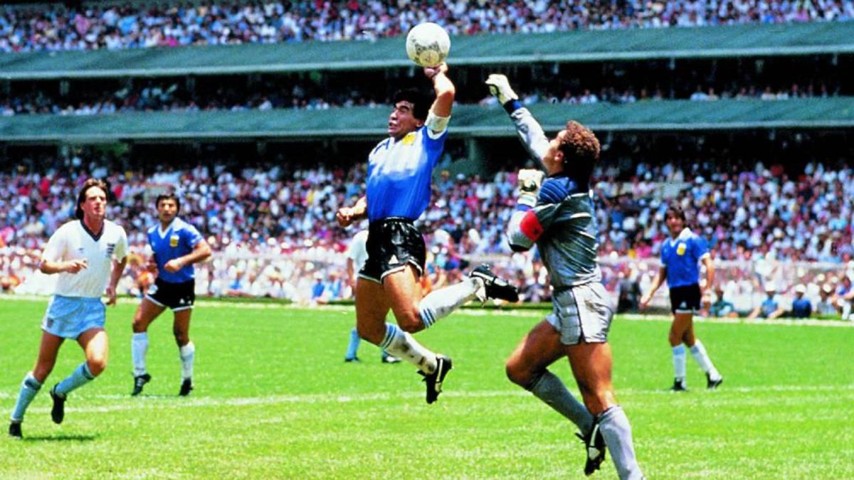 México 86: el Mundial que Maradona ganó él solo