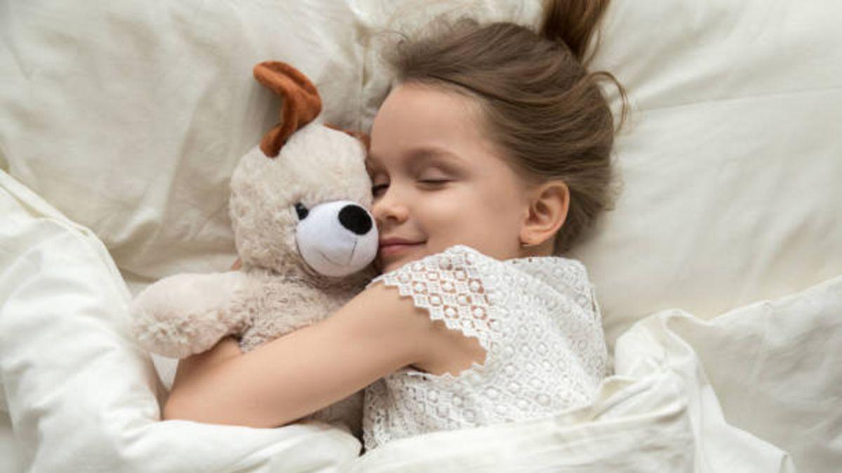 Descubre los alimentos que servirán a tus hijos para dormir mejor