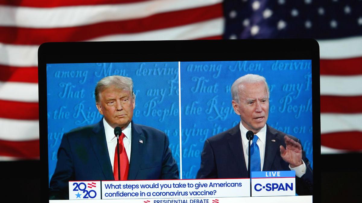 Donald Trump y Joe Biden. (Foto: Europa Press)