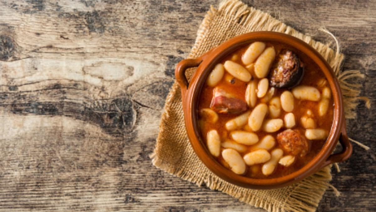 Los platos típicos de Asturias
