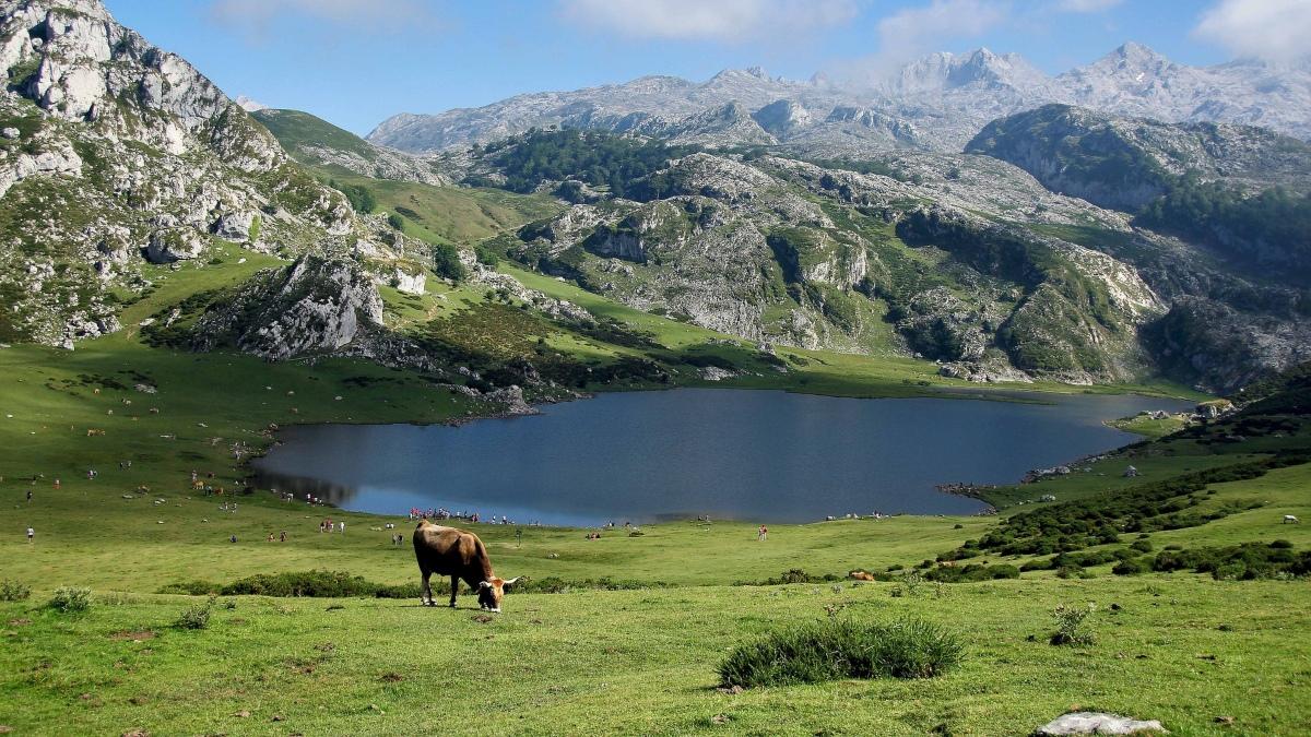 Rutas para hacer por los Lagos de Covadonga