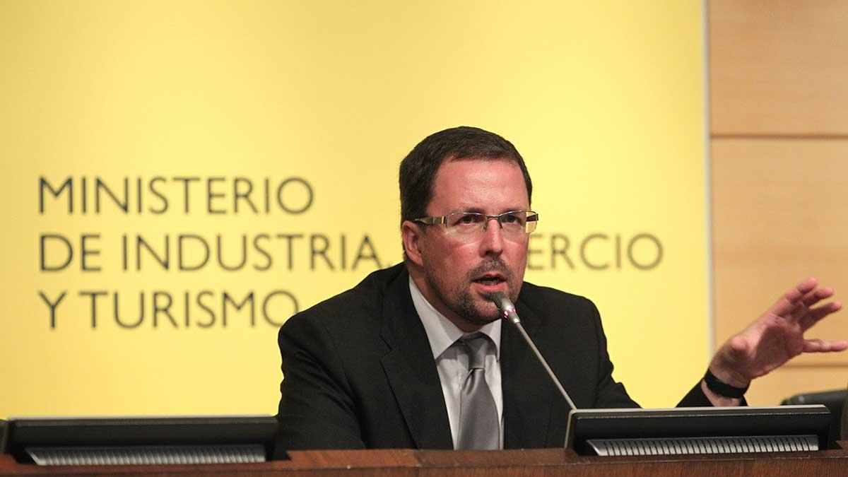 Raül Blanco, secretario general de Industria