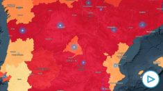 Madrid ya luce 'naranja' en el 'semáforo' de riesgo de contagio de la OMS