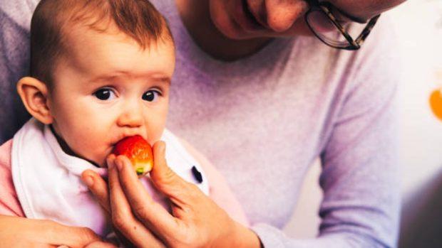 Alergias alimentarias durante el destete: Cómo identificar y qué hacer