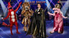 Mask Singer: Todas las actuaciones del estreno del programa