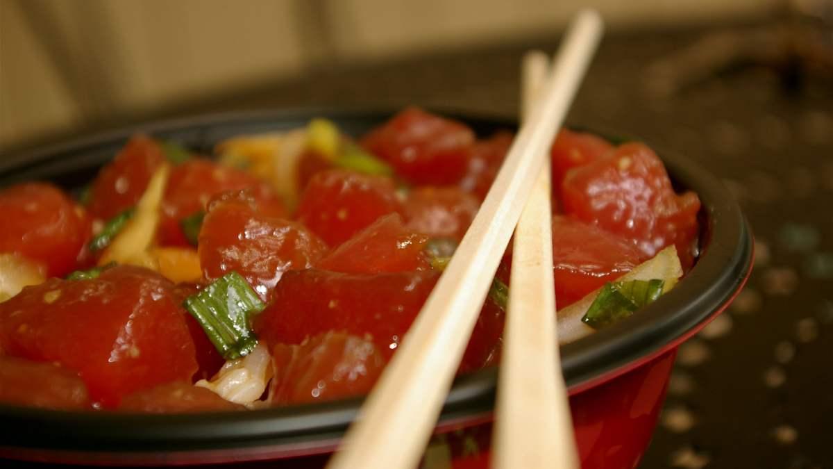 Tendencias saludables: el 'poke bowl'
