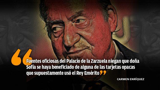 Juan Carlos I y los fondos opacos