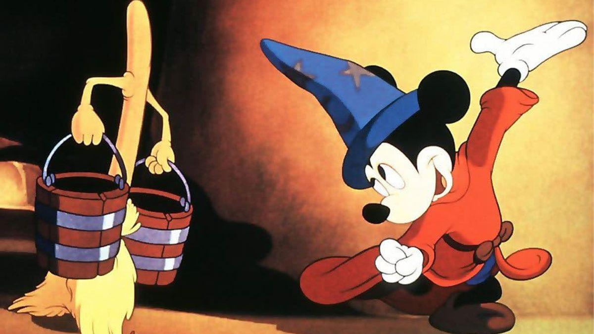 El 13 de noviembre de 1940 se estrenó Fantasía