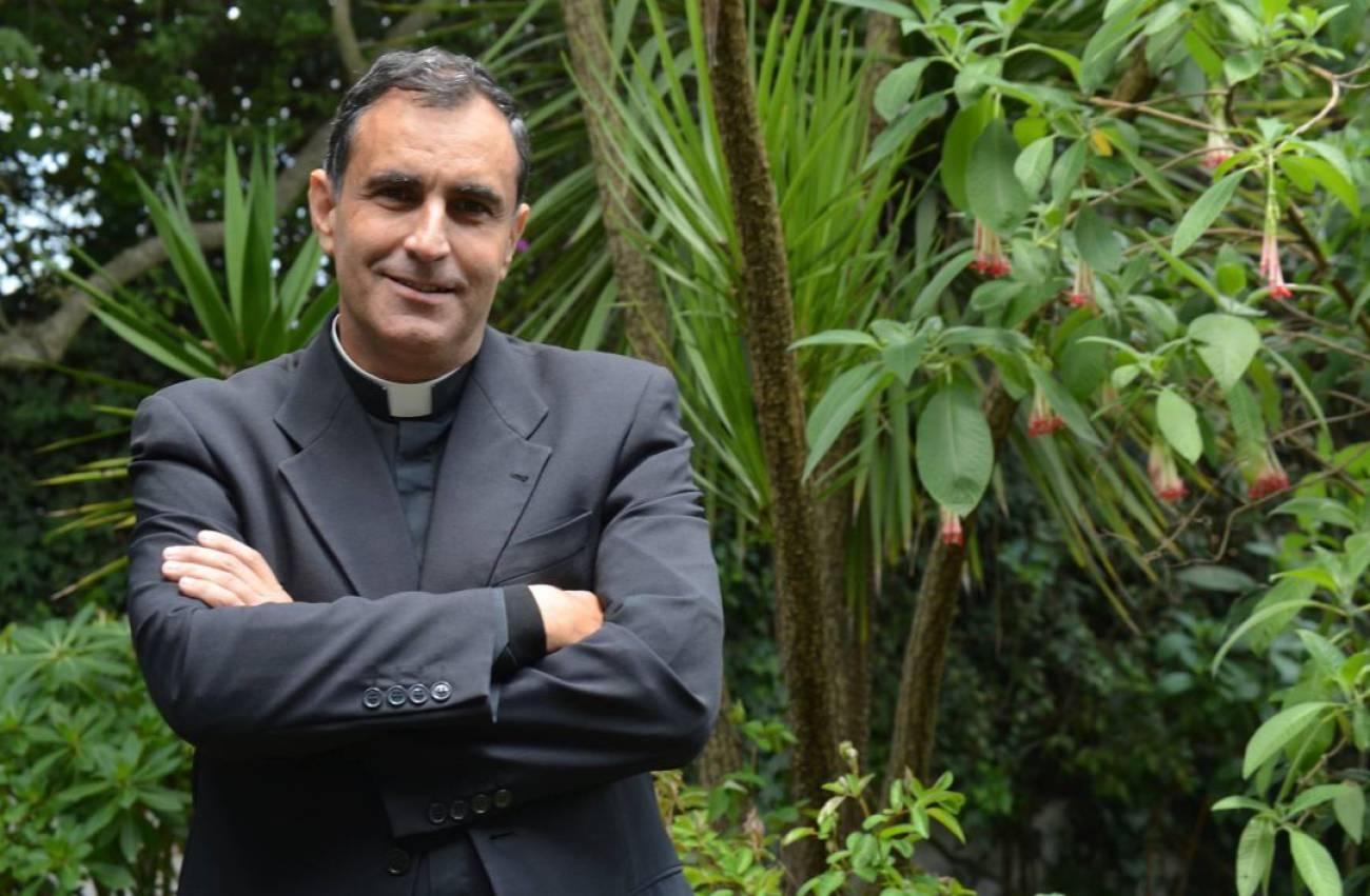 El padre Doñoro @FB Hogar Nazaret