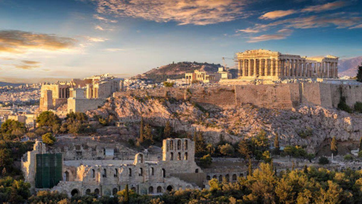 Atenas, ciudad de la antigüedad