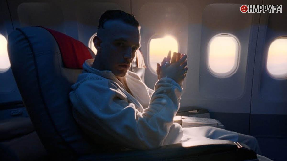 C Tangana en el videoclip de 'Tú me dejaste de querer'