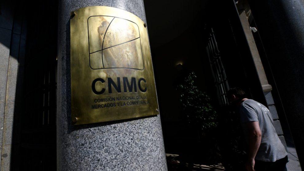 Edificio de la CNMC, en Madrid (España), – Óscar Cañas – Europa Press – Archivo