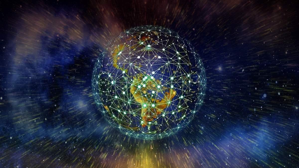 Los cambios continuos en el campo magnético de la tierra