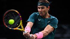 Nadal vs Carreño: cuartos de final del Masters 1000 de París-Bercy, en directo