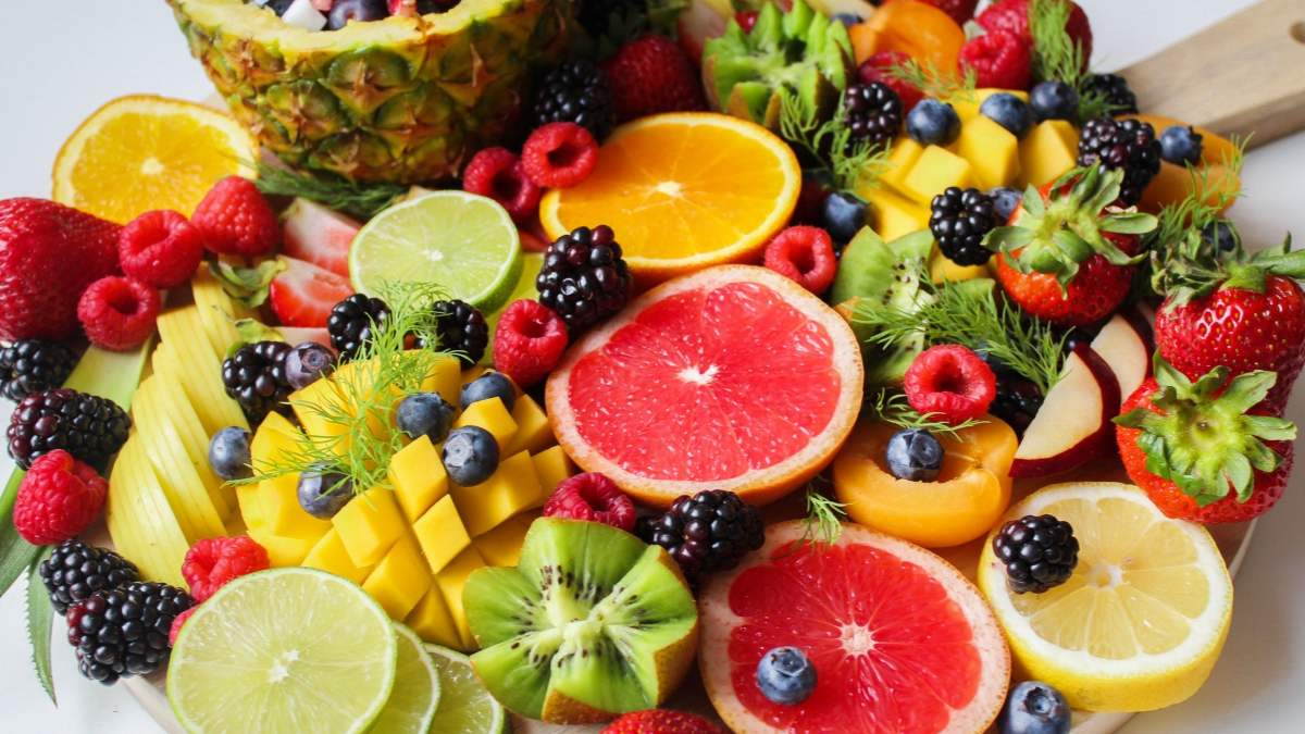 Fruta que puedes tomar al día