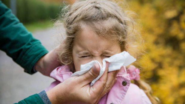 sinusitis niños