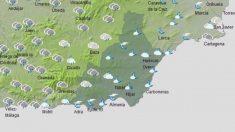 El tiempo en Almería: predicción meteorológica de hoy, 7 de noviembre de 2020