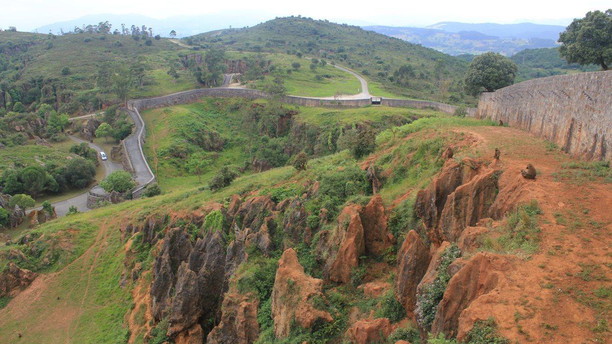 ¿Cómo visitar el Parque Natural de Cabárceno?