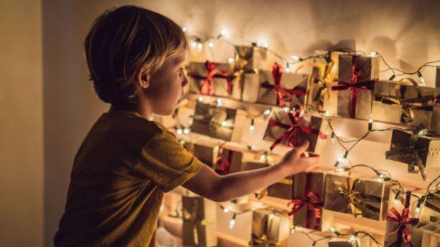 Ideas de calendarios de adviento caseros que podemos hacer para los niños