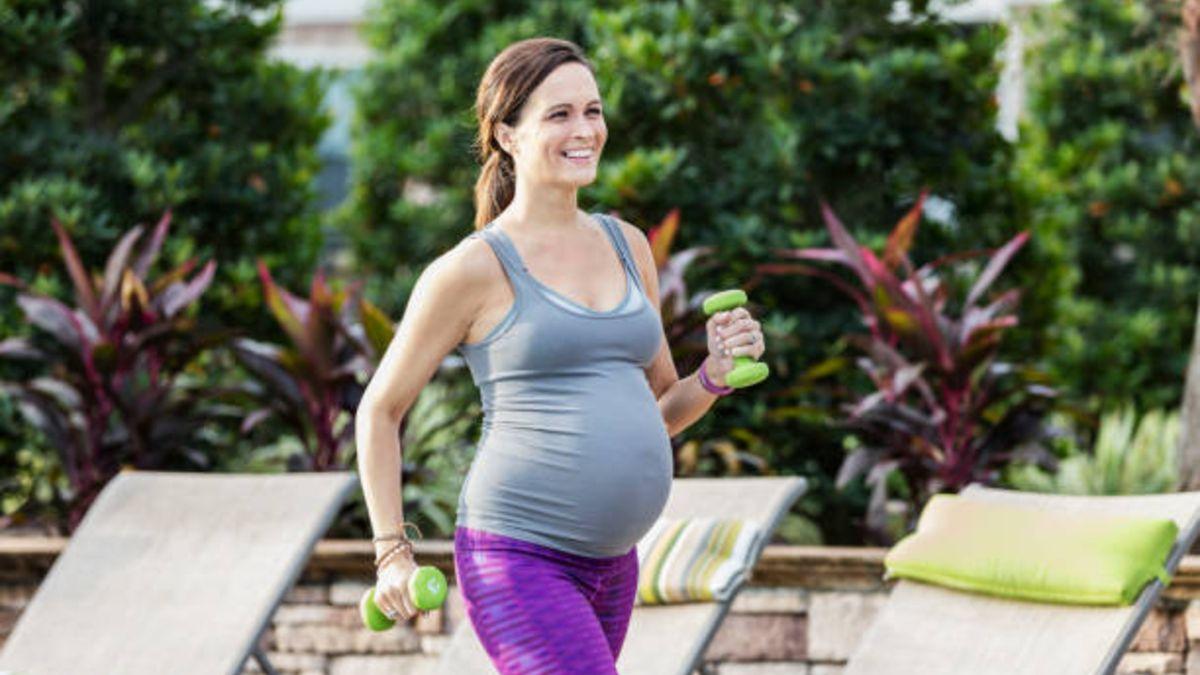De qué modo el deporte en el embarazo puede beneficiar al bebé