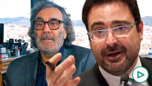 Tatxo Benet y David Madí.