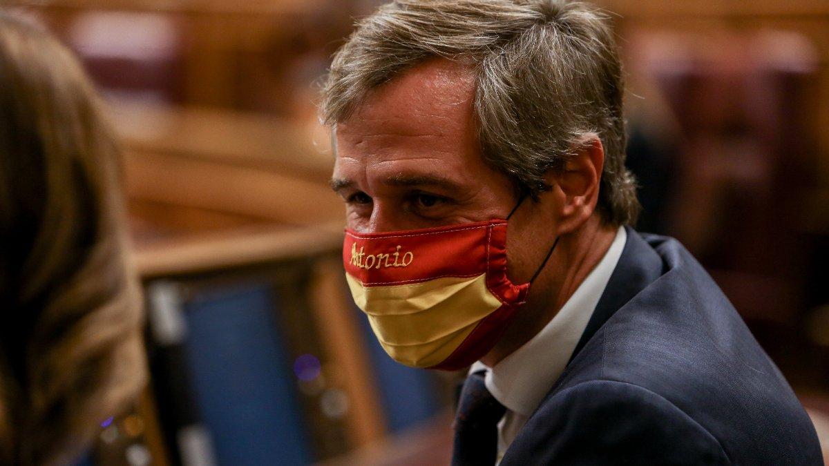 El ex alcalde de Boadilla del Monte, Antonio González Terol. Foto: EP