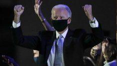 El presidente electo de EEUU, Joe Biden. Foto: EP