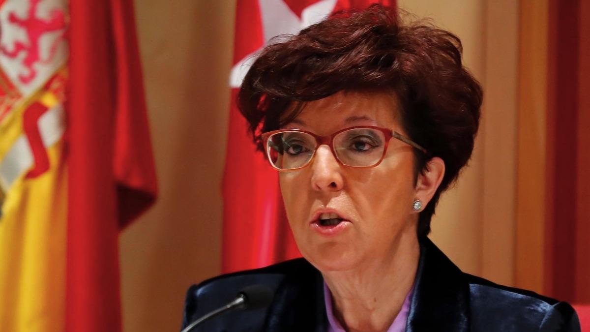 Elena Andradas, directora general de Salud Pública de la Comunidad de Madrid. (Foto: Comunidad)