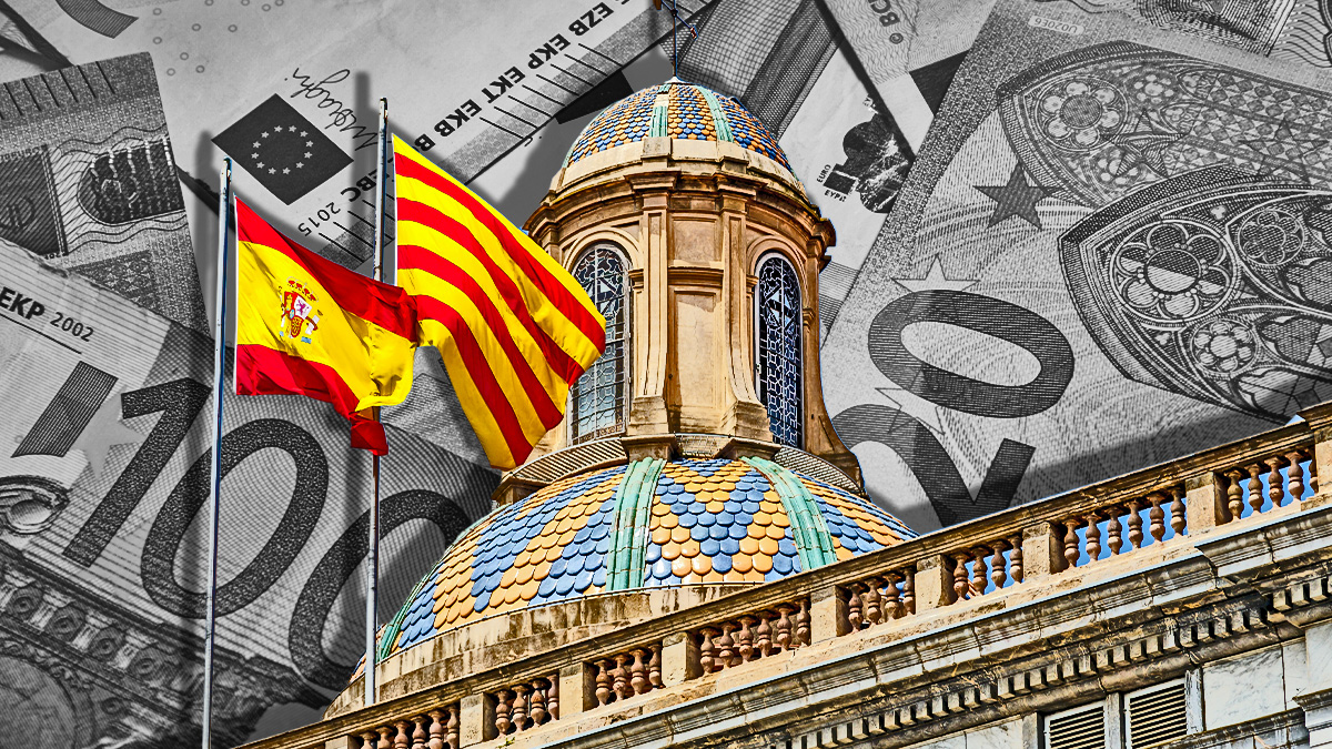 El Gobierno socialcomunista premia a Cataluña con la mayor inversión de los últimos 20 años por su apoyo a los Presupuestos.