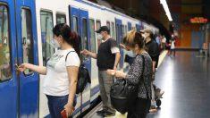 Metro Madrid Coronavirus