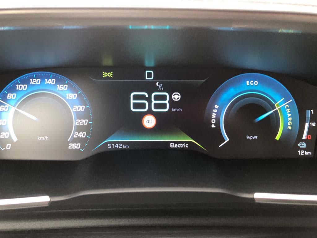 Peugeot 508 SW Hybrid: elegancia, confort y cero emisiones