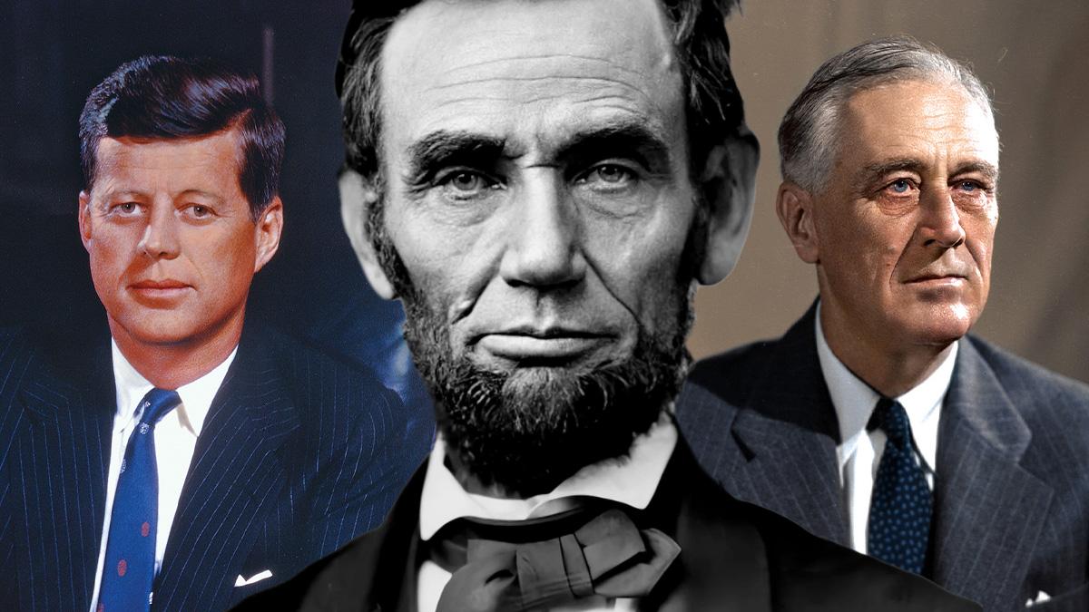 presidentes-USA-Interior