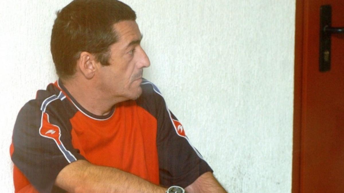 El terrorista de ETA Joseba Borde Gaztelumendi, alias 'Putxe'.