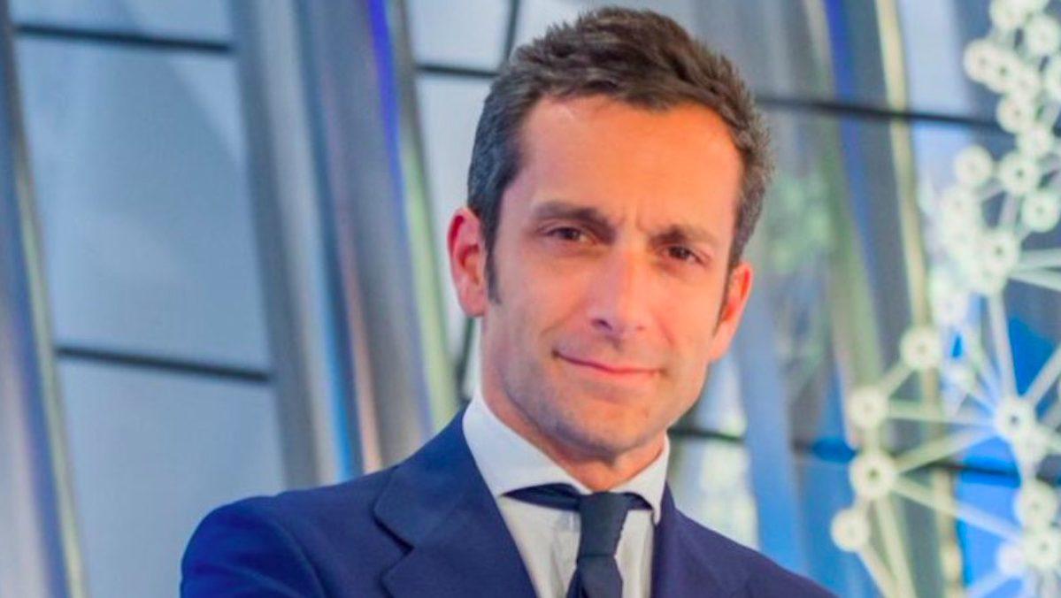 Álvaro Zancajo, director de informativos de Canal Sur.